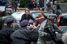 World War Z Trailer: The awesome power of zombies starring Brad Pitt, Mireille Enos  Bryan Cranston