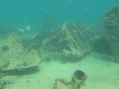 Wreck of feared 18th century Pirate Ship