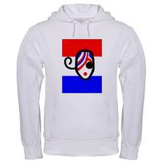 Yankee Doodle Diva Hooded Sweatshirt > Yankee Doodle Diva > Doodle Divas T-shirts and Gifts