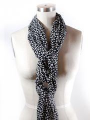 40+ways to tie a scarf!