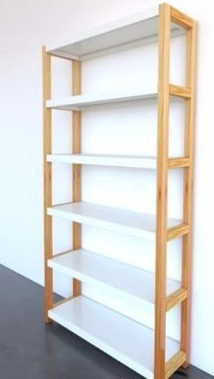 cute shelving design, easy to make. Home Decor Furniture, Custom Furniture, Wood Furniture, Furniture Design, Shelving Design, Shelf Design, Diy Rack, Corner Bookshelves, Pharmacy Design