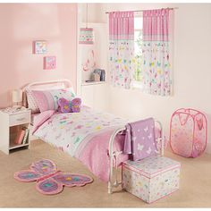 George Home Butterfly Bedroom Range