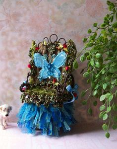 Handmade Fairy Chair.