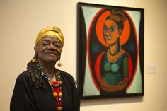 Power in the Painting: Faith Ringgold and her Story Quilts African American Artist, American Artists, Faith Ringgold, Painting People, Children Images, National Museum, Ladies Day, Artist At Work, Female Art