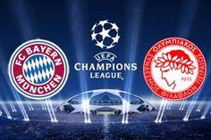 Bayern Munich Vs Olympiakos FC (UEFA Champions League): Match preview - http://www.tsmplug.com/football/bayern-munich-vs-olympiakos-fc-uefa-champions-league-match-preview/