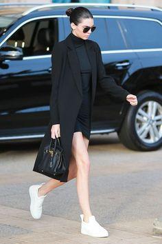 Quer se inspirar nos looks de uma das modelos mais cool da atualidade? Vem ver essa pasta de uma das nossas its preferidas, Kendall Jenner.