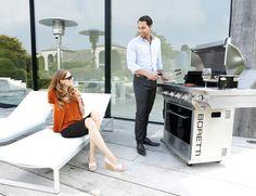 Boretti Maggiore Fuori Collezione inclusief gratis verzending | Gas Barbecue | Buitenkoken |