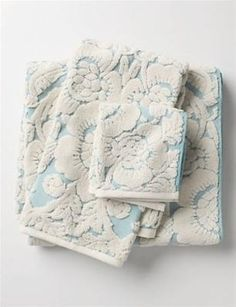 Towels for master bath