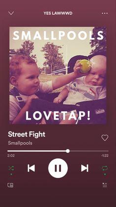 Street fight - Smallpools