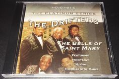 New My Girl New Milennium by The Drifters 2004 Mojo Music R B Soul | eBay