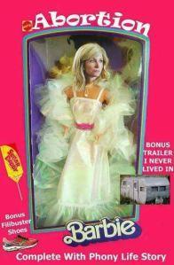 Barbie's world!