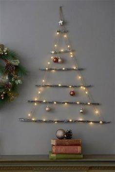 Light Up Wall Tree
