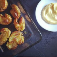 babypotatoes Appetisers, I Foods, Cauliflower, Shrimp, Salads, Vegan Recipes, Meat, Chicken, Vegetables