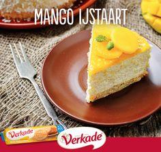 Mango IJstaart - Verkade