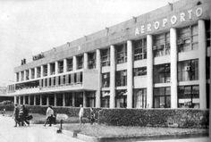 Aeroporto Santos Dumont – Anos 60