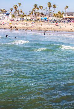 Ocean Beach, San Die