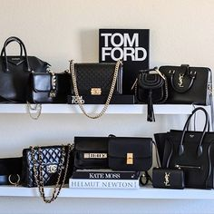 Bags on bags on bags. // Follow @ShopStyle on Instagram to shop this look