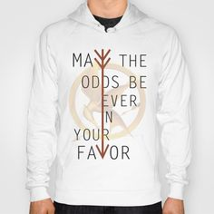 The Hunger Games Hoodie. OMG I WANT THIS!!!!!!! MEGAN PLEASE!!!!!!!!
