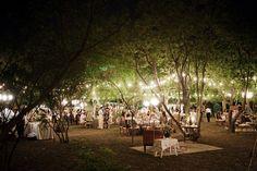 Vintage Texas At-Home Wedding by Anahi Navaro, Part II