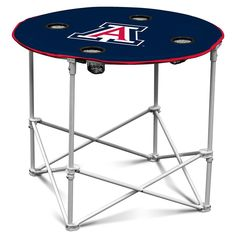 Arizona Wildcats NCAA Round Table (30in)
