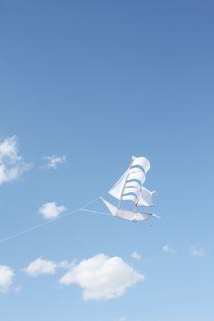 Cloud Sailing...