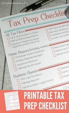 Printable | Taxes | Budget Forms | Tax Help | Taxes Tips | Taxes Organization