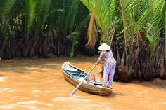 Why you need to put Vietnam on your itinerary of South East Asia http://www.bruisedpassports.com/wheres/day-trip-mekong-delta-vietnam