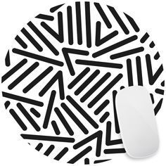 Retro Pop Mouse Pad Decal