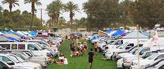 Know these tips before heading out to the Coachella music festival  in your RV. Mid April