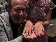 Peregrine's Jerry Saltz nails!!! yay for work of art!