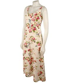 Crabtree & Evelyn  Empire Waist Nightgown