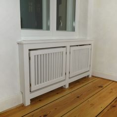 Another model of the previously shown radiator panel - Diy and Crafts World Watch Diy, Radiator Cover, Radiators, Diy And Crafts, Interior Decorating, Shabby Chic, Cabinet, Storage, Furniture