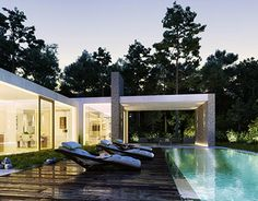 """Check out new work on my @Behance portfolio: """"Pool Exterior Design"""" http://be.net/gallery/55502673/Pool-Exterior-Design"""