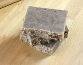 Ceylon chai tea soap. This smells incredible and has cardamom seeds to exfoliate your skin. You can find this and other soaps at Lumbini's Natural Soaps on Etsy: http://www.etsy.com/shop/LumbinisNaturalSoaps?ref=l2-shopheader-name