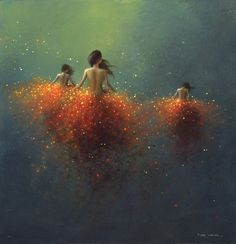 Paintings by Jimmy Lawlor