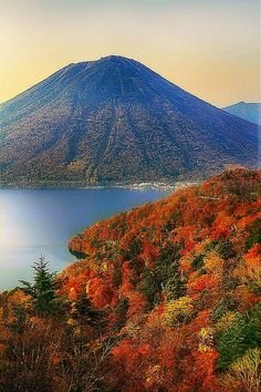 ✯ Mount Nantai - Tochigi, Japan