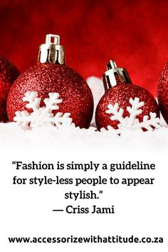 """"""" Fashion is simply a guidline for style-less people to appear stylish."""" Chris Jami (scheduled via http://www.tailwindapp.com?utm_source=pinterest&utm_medium=twpin&utm_content=post22255582&utm_campaign=scheduler_attribution)"""