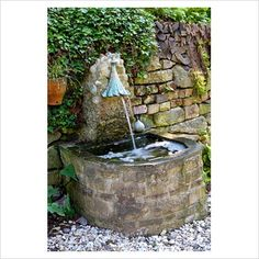 Water Feature!