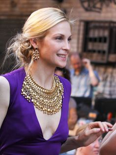 Kelly Rutherford - Gossip Girl