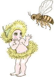 may gibbs New frocks every spring, from Gum-Blossom Babies, 1916 Art Lessons, Indigenous Art, Illustrators, Australian Artists, Illustration, Australian Art, Fairy Art, Childrens Art, Vintage Illustration