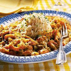 Cajun Recipes: Crawfish Etouffee