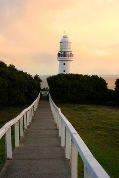 Lighthouse - Cape Otway, Great Ocean Road  Australia