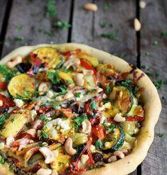 Moroccan Roasted Garlic Pesto and Cashew Pizza   halfbakedharvest.com  FULL RECIPE HERE  Vegan Pizza Recipe  vegan pizza recipe vegan pizza crust recipes vegan pizza recipe gluten free vegan pizza sauce recipe vegan pizza recipe easy vegan pizza rolls recipe vegan pizza dough recipe no yeast vegan pizza dough recipe without yeast raw vegan pizza recipe vegan mexican pizza recipe vegan pizza recipe no cheese vegan margherita pizza recipe vegan pizza crust recipe no yeast vegan pizza crust…