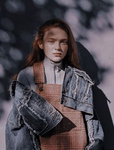 You cannot sit here and tell me she isnt beautiful. Cast Stranger Things, Stranger Things Netflix, You Go Girl, Sadie Sink, Millie Bobby Brown, Queen, Celebs, Celebrities, Girl Power