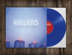 The Killers Hot Fuss Vinyl