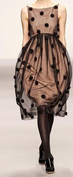 Jasper Conran at London Fashion Week Fall 2012