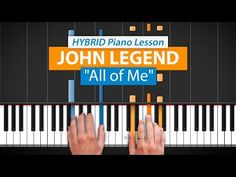 "How To Play ""All Of Me"" by John Legend 