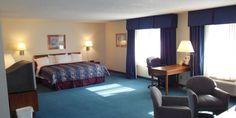 Settle Inn O'Fallon, Illinois King Suite