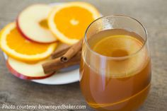 Nonalcoholic Holiday Punch by fork-road #Punch #Nonalcoholic