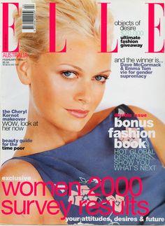 Sarah Murdoch, also known as Sarah O'Hare (born O'Hare) in Elle, Australia february 1999